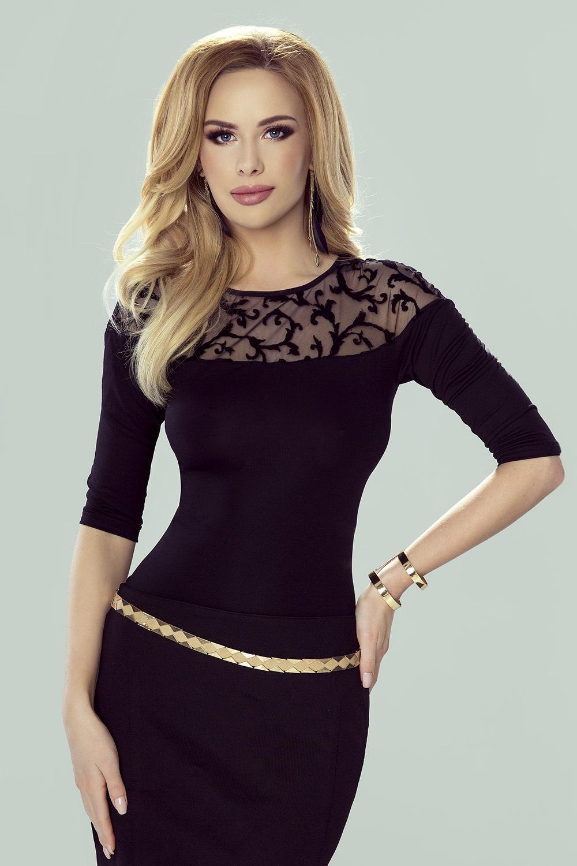 Bluza eleganta Amanda
