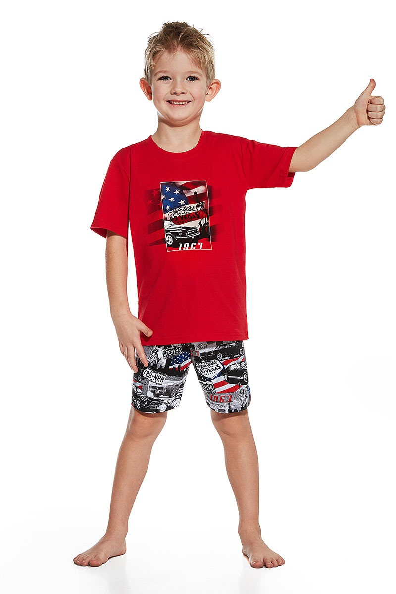 Pijama baietei America