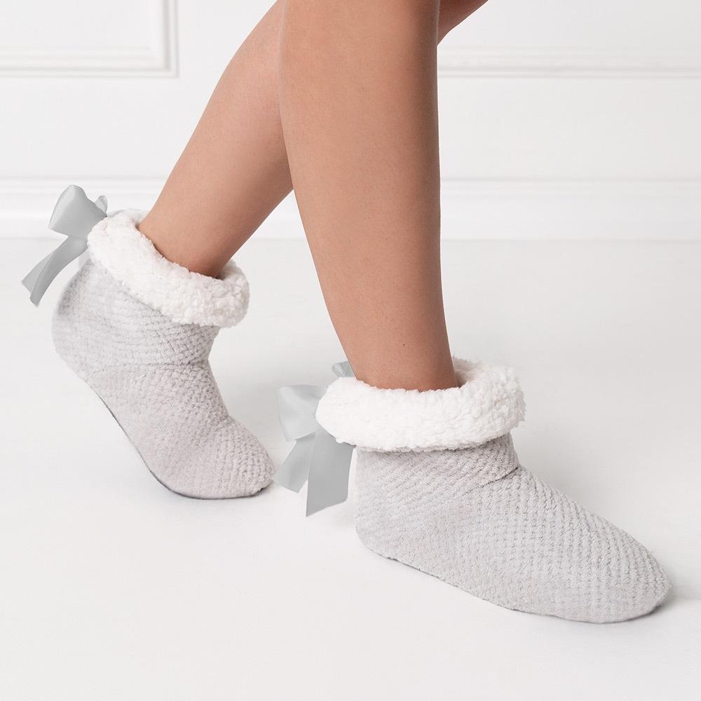 Papuci de casa Annie de la Aruelle