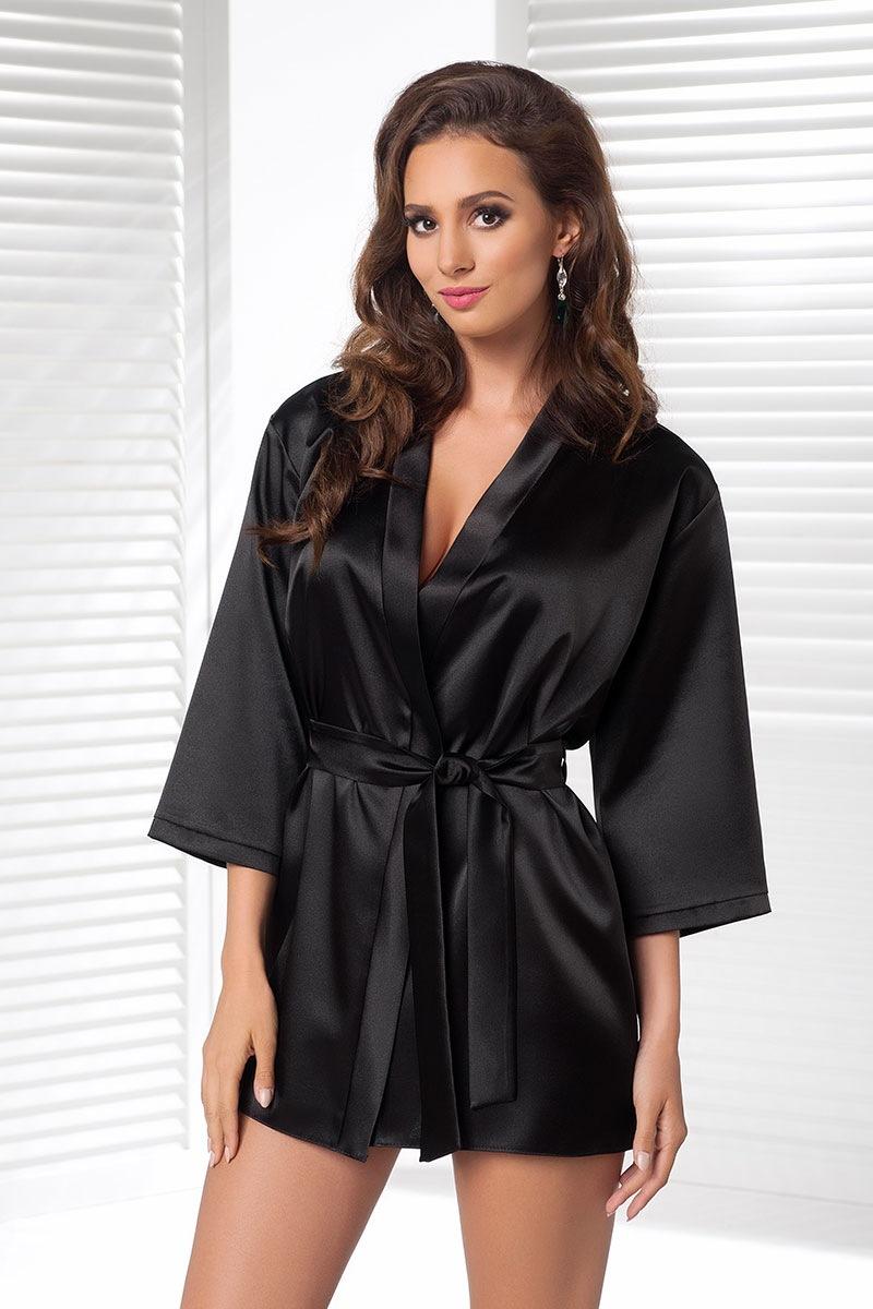 Capot elegant Aria Black