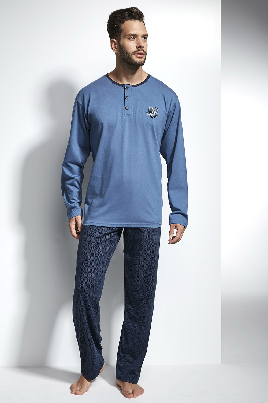 Pijama barbateasca CORNETTE Authentic