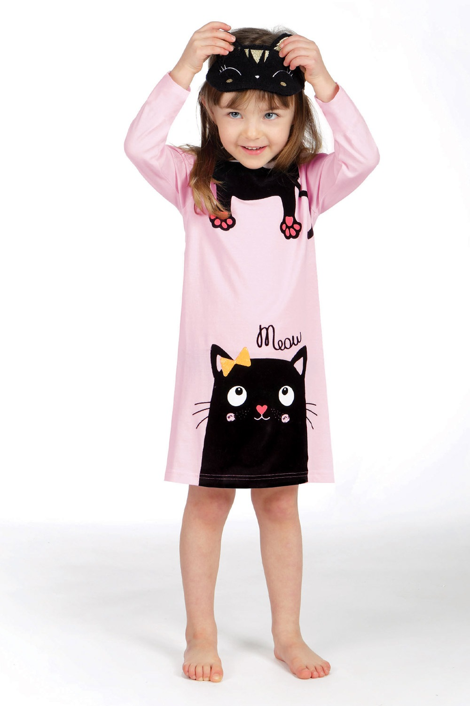 Pijama fetite Lina Pink Kitty
