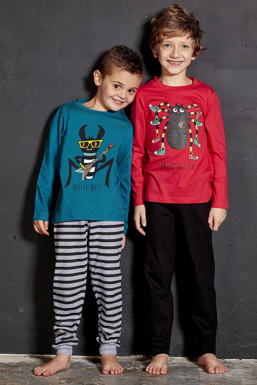 Pijama baieti Bug de la CTM Style