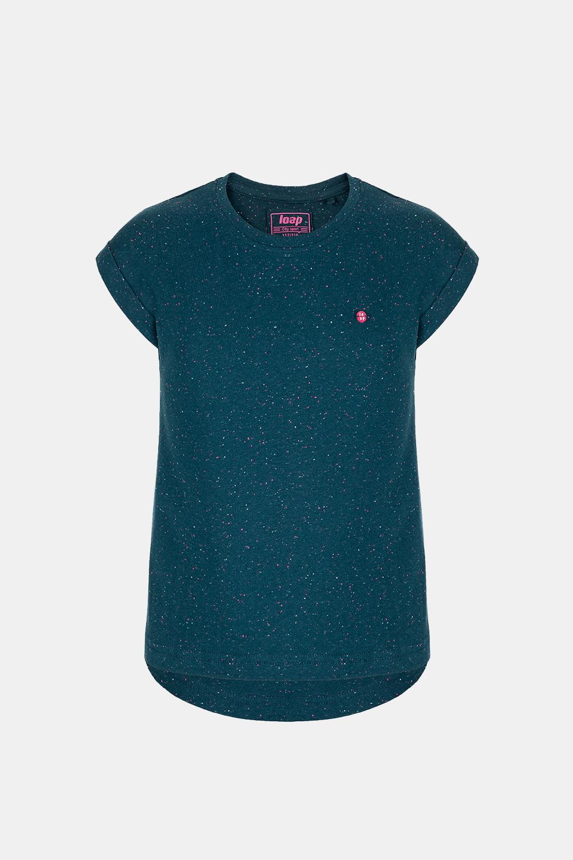 Tricou fetițe LOAP Bubbu