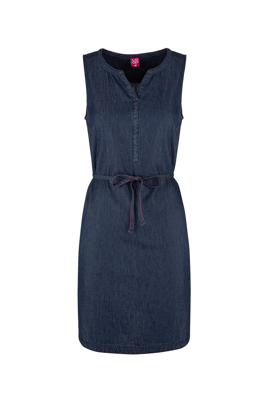 Rochie albastra pentru femei LOAP Nermin