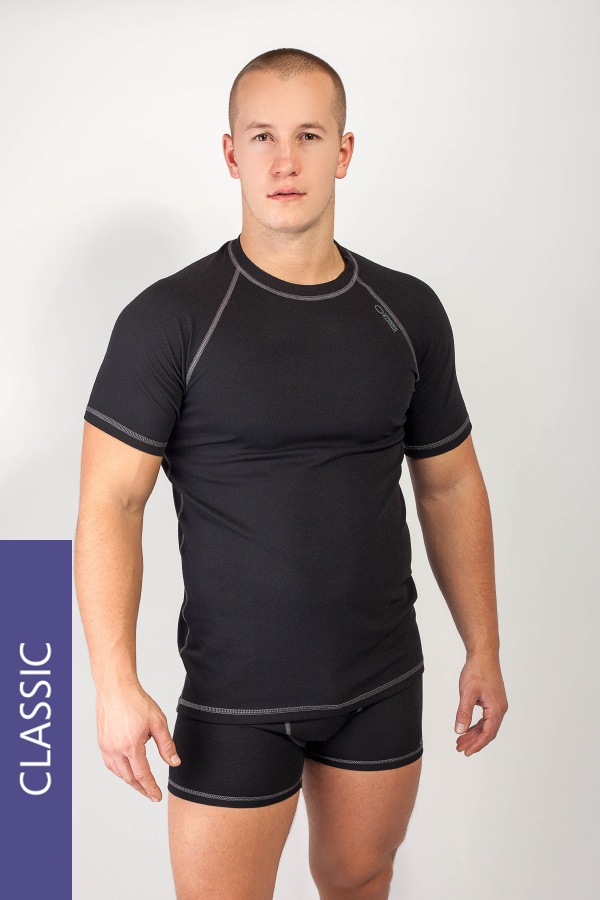 Tricou barbatesc thermo WINNER Classic5
