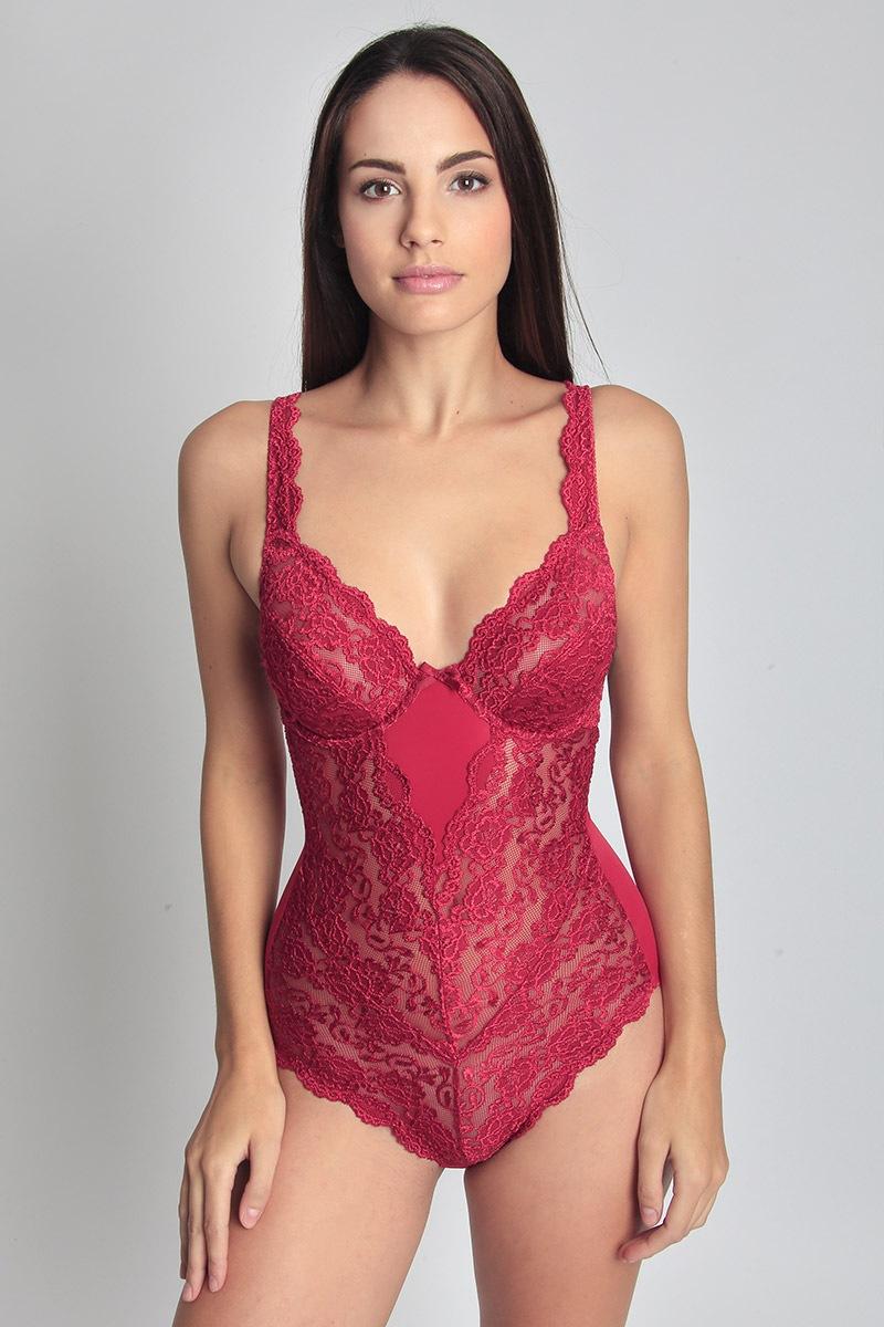 Body dantelat Classic Lace
