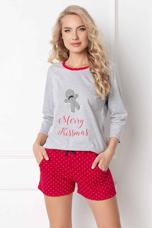 Pijama dama Cookie, scurta de la Aruelle