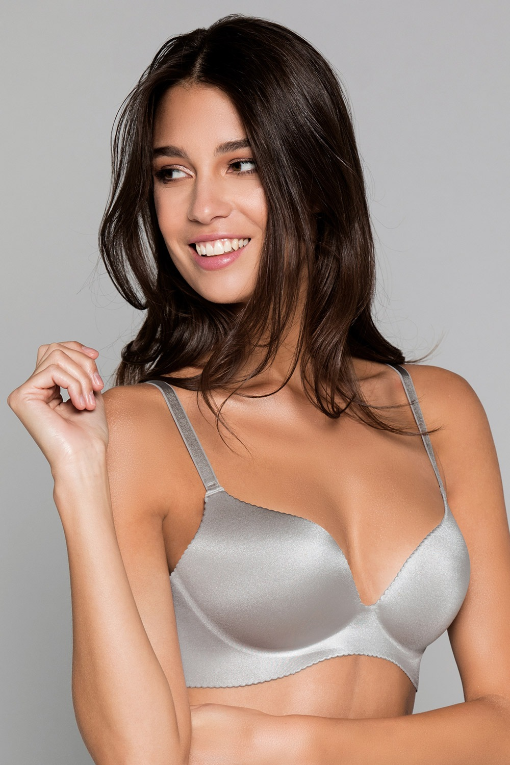 Sutien Arielle Grey Push-Up