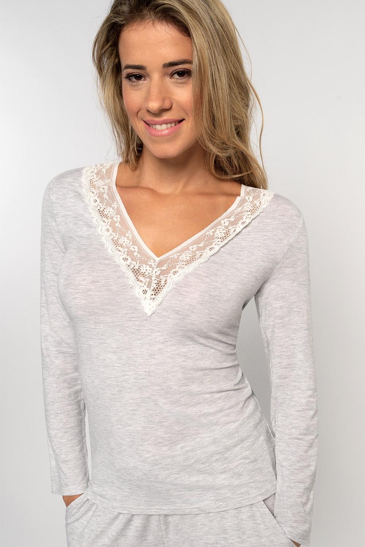 Bluza pijama Heather de la Dorina