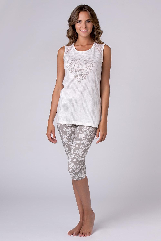 Pijama dama Jersey