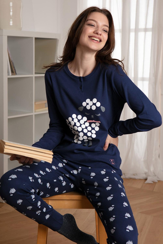 Pijama dama Little Sheep