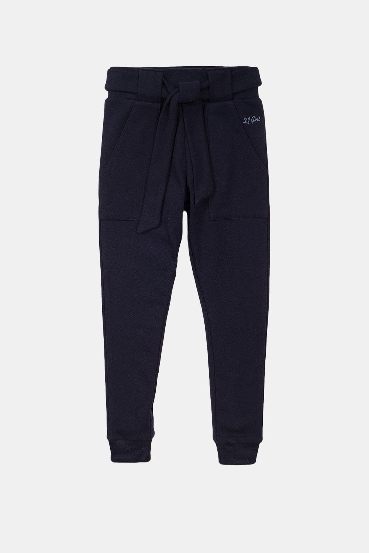 Pantalon sport fetiţe Dj Girl