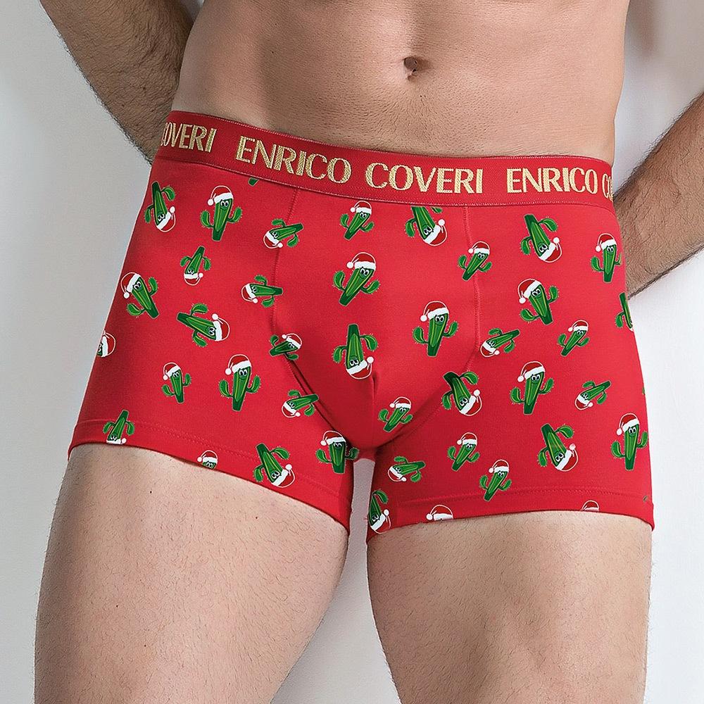 Boxeri barbatesti Vánoční kaktus de la Enrico Coveri