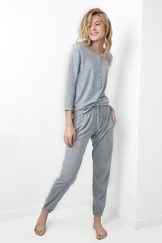 Pijama Dama Juliet Gri