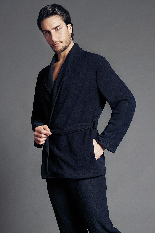 Capot barbatesc elegant Fabrizio