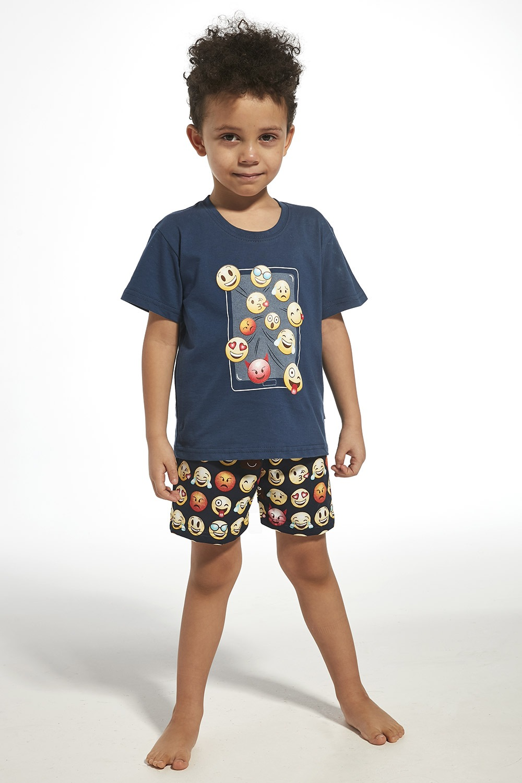 Pijama baieti Emoticon