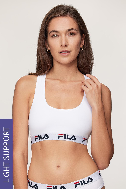 Sutien sport Fila Underwear White