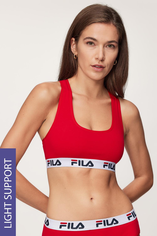 Sutien sport FILA Underwear Red