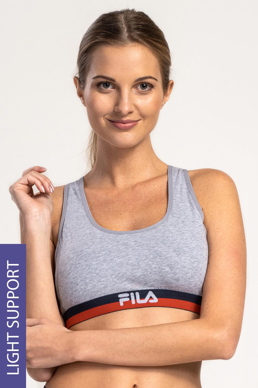 Sutien dama FILA Underwear Grey