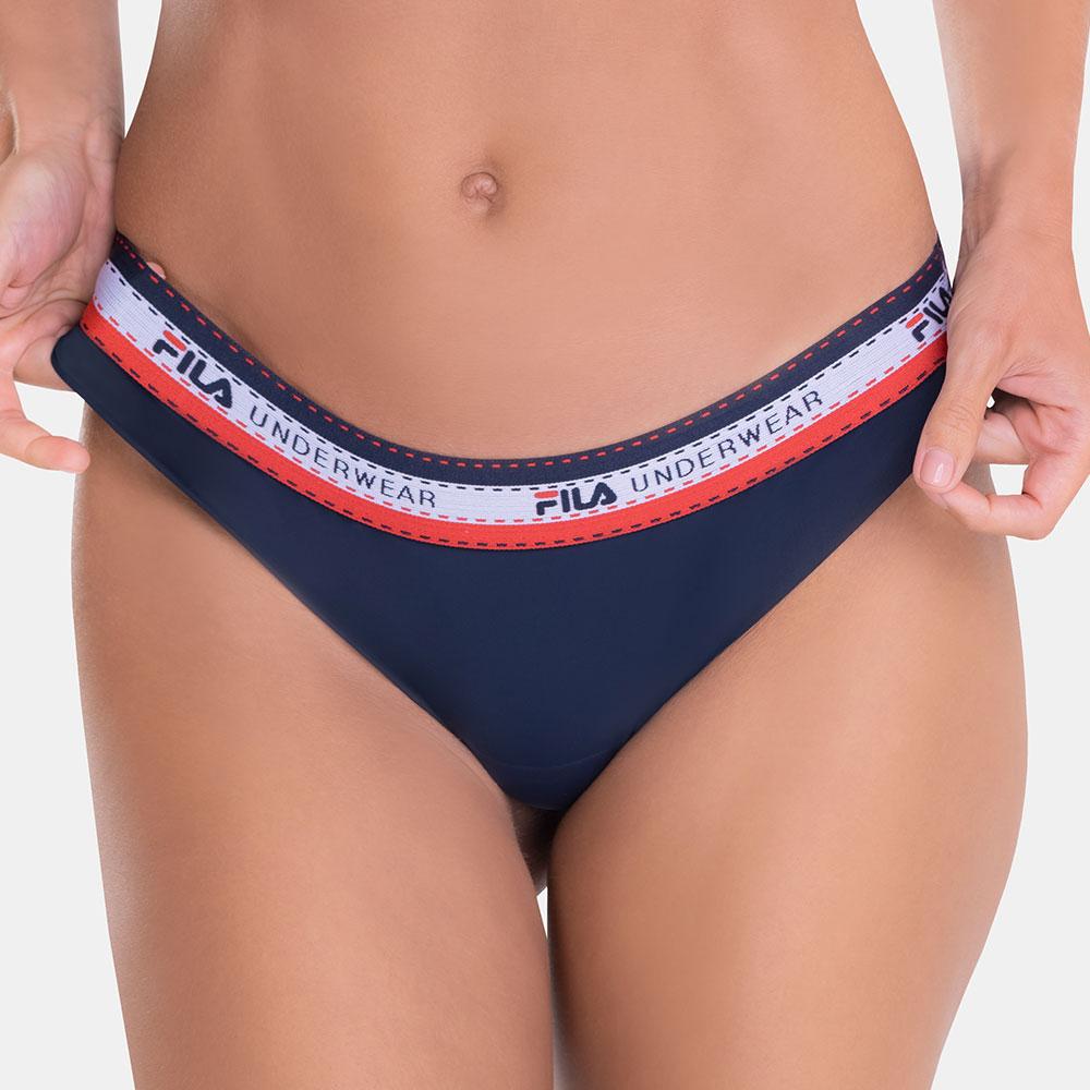 Chilot damă FILA Underwear Navy Brazilian