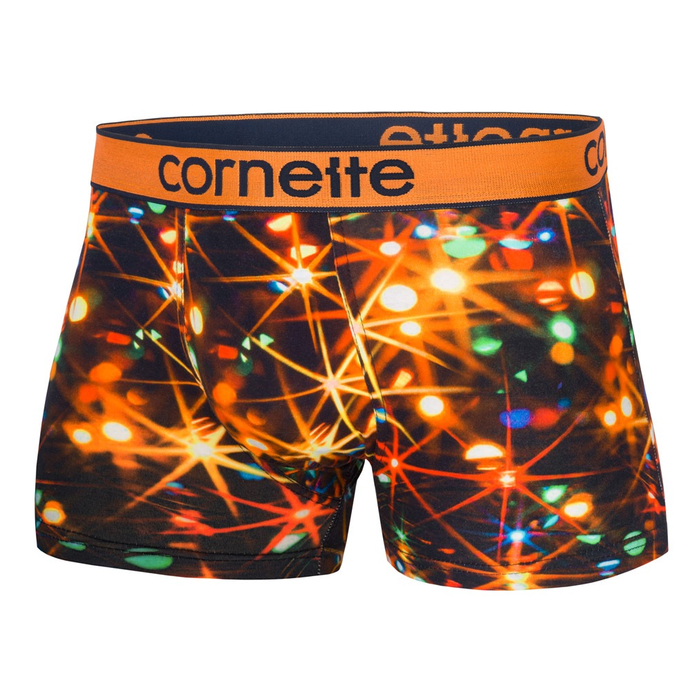 Boxeri barbatesti CORNETTE, luminite Craciun