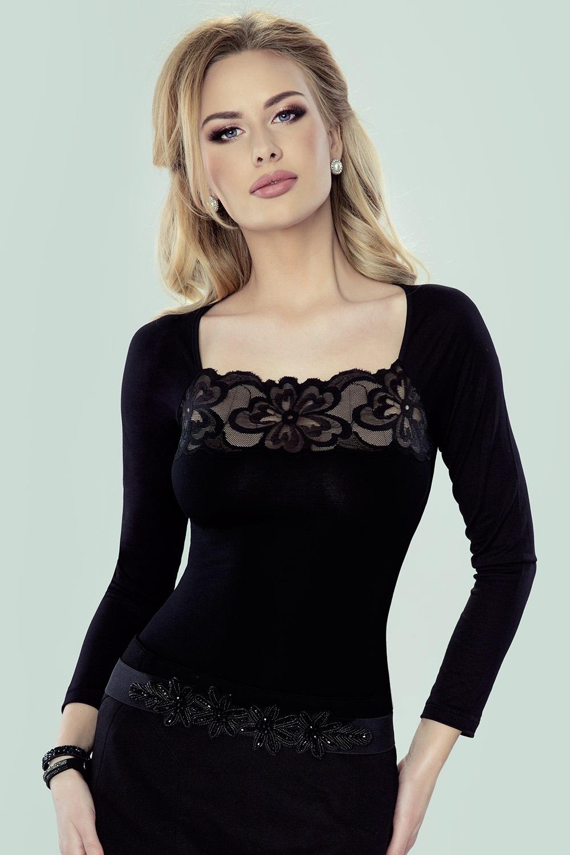 Bluza eleganta Flover