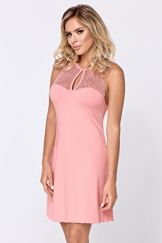 Camasa de noapte Grace, roz