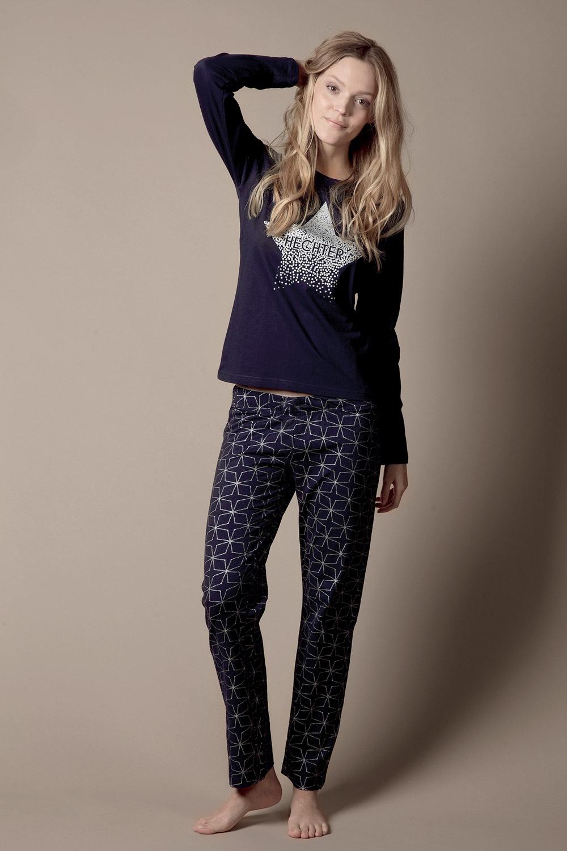 Pijama dama Astra Star