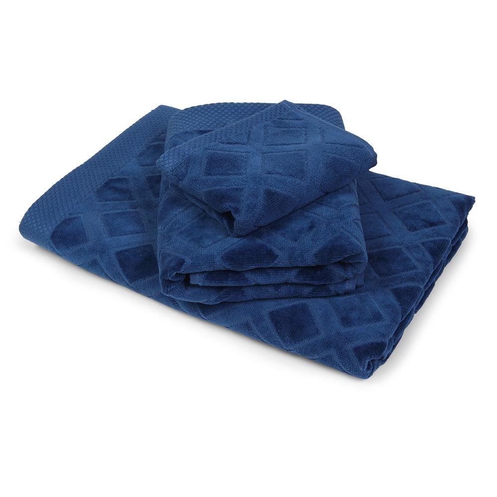 Prosop mare Charles albastru