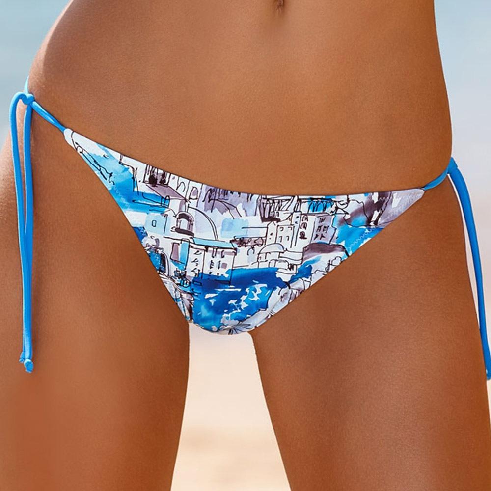 Slip costum de baie Santorini