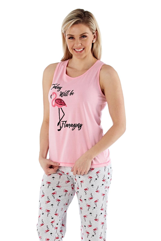 Pijama dama Flamazing