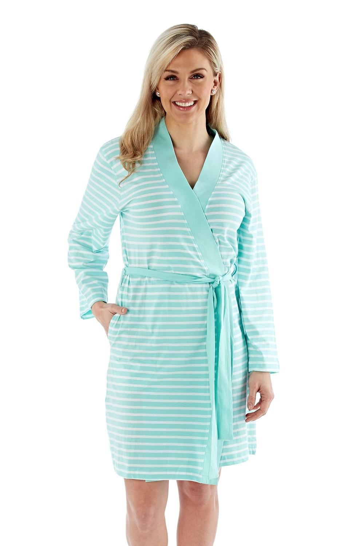 Halat de dama Kimono, menta