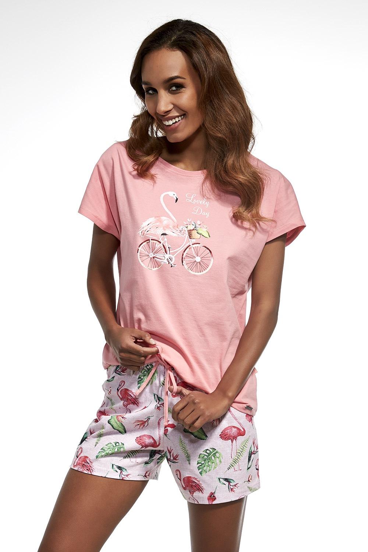Pijama dama Flamingo