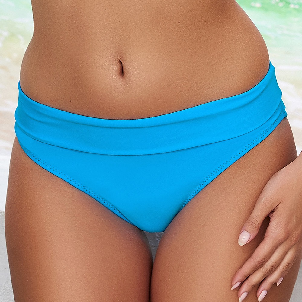 Slip costum de baie dama 2in1 Whitney Blue 01