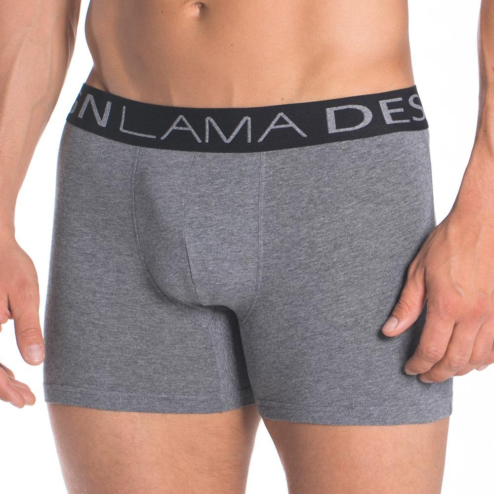 Boxeri barbatesti LAMA Design Grey