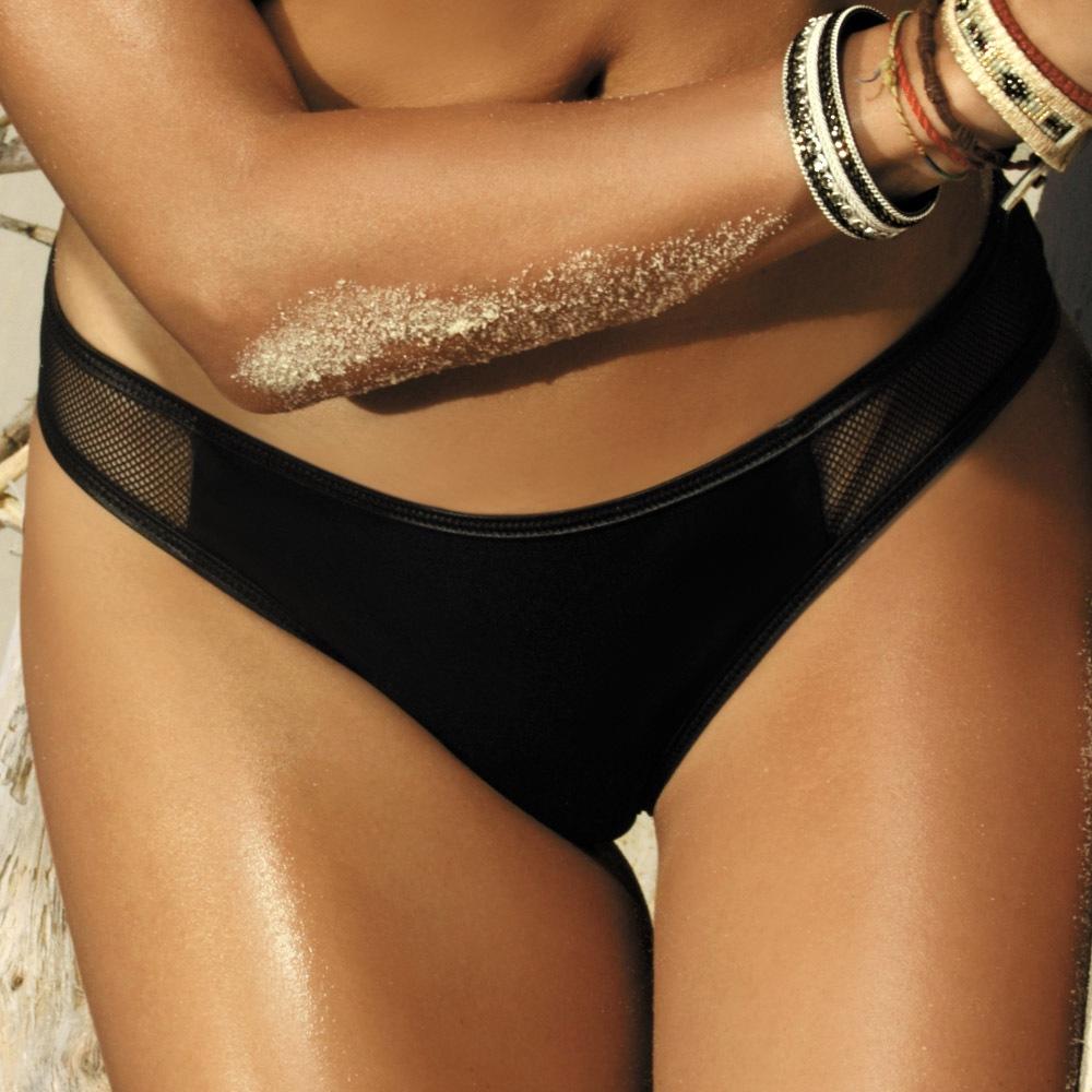 Slip costum de baie Mauritius Black