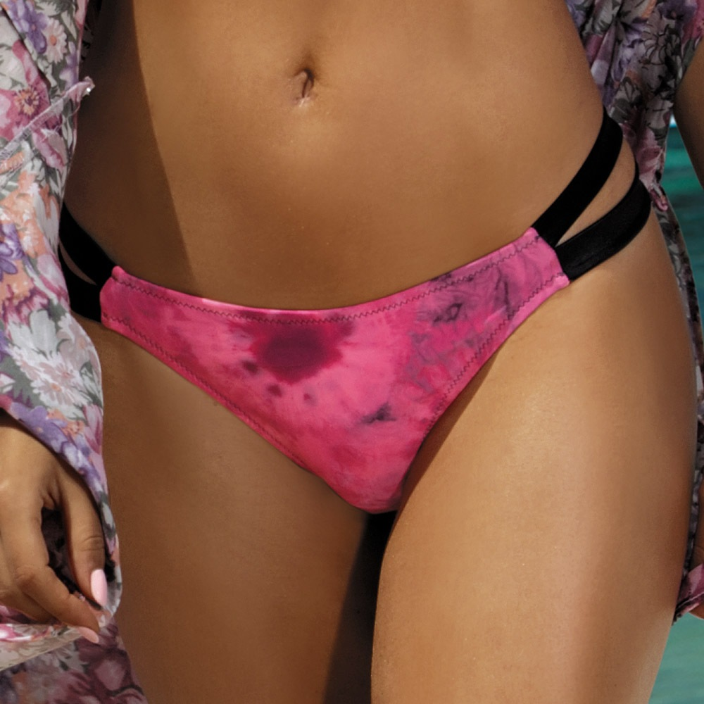 Slip costum de baie Miami Rose