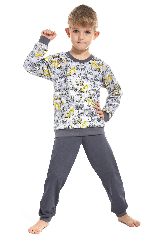 Pijama baietei Machine