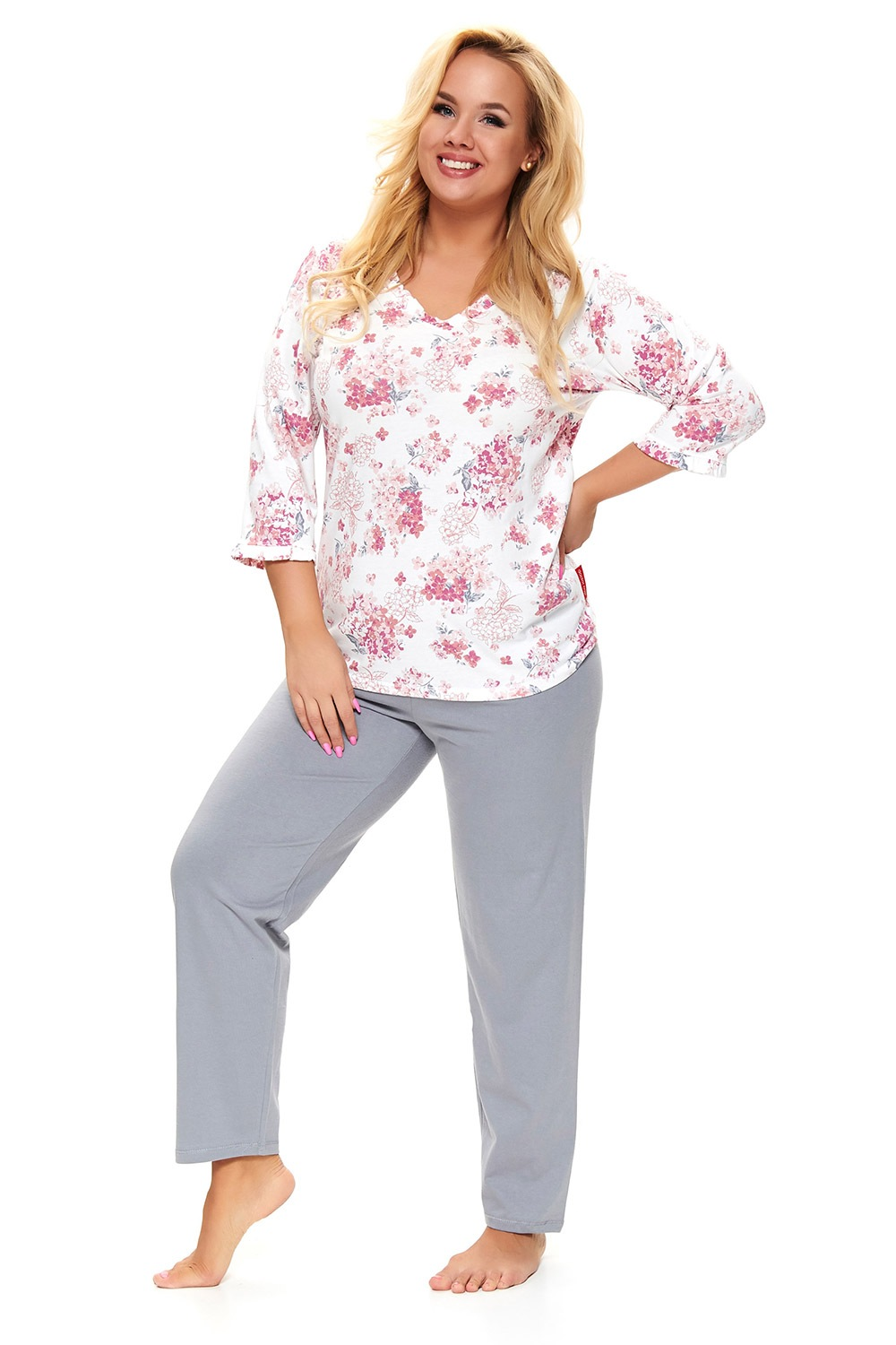 Pijama dama Lovely, plus size