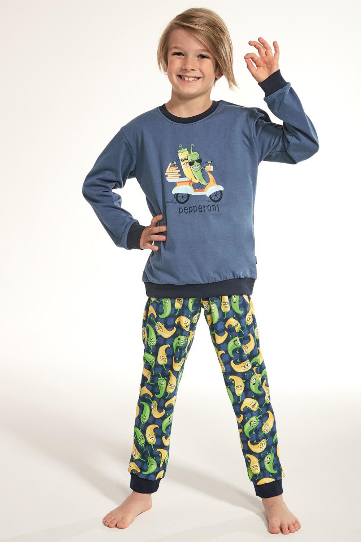 Pijama baieti Pepperoni de la Cornette