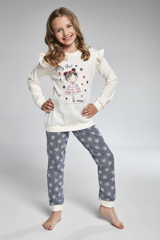 Pijama fetite Cornette Pretty Girl
