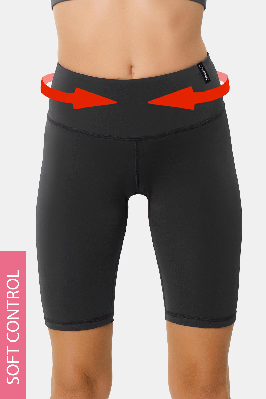 Pantalon scurt pentru femei cu efect modelator Push-Up