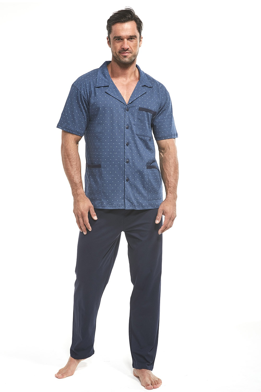 Pijama barbateasca Max I de la Cornette