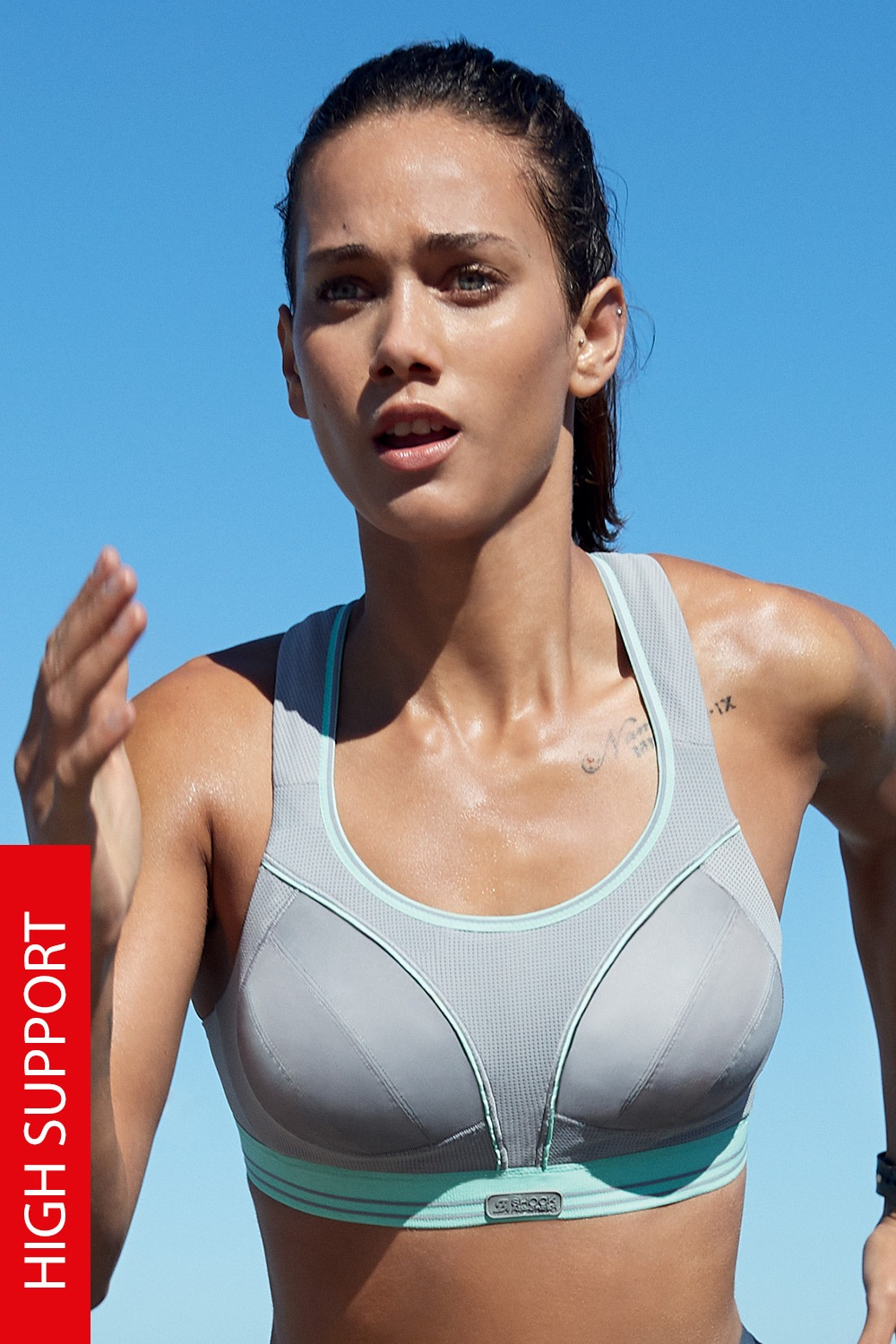 Sutien sport Shock Absorber Run Bra 0BZ de la Shock absorber