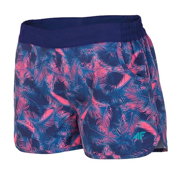 Pantalon scurt sport de dama 4f Purple