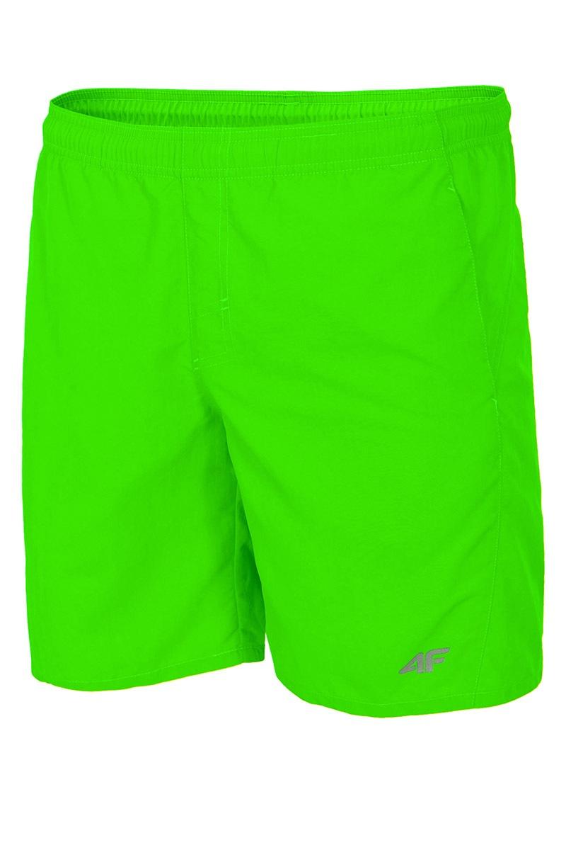Pantalon scurt sport barbatesc 4F Green