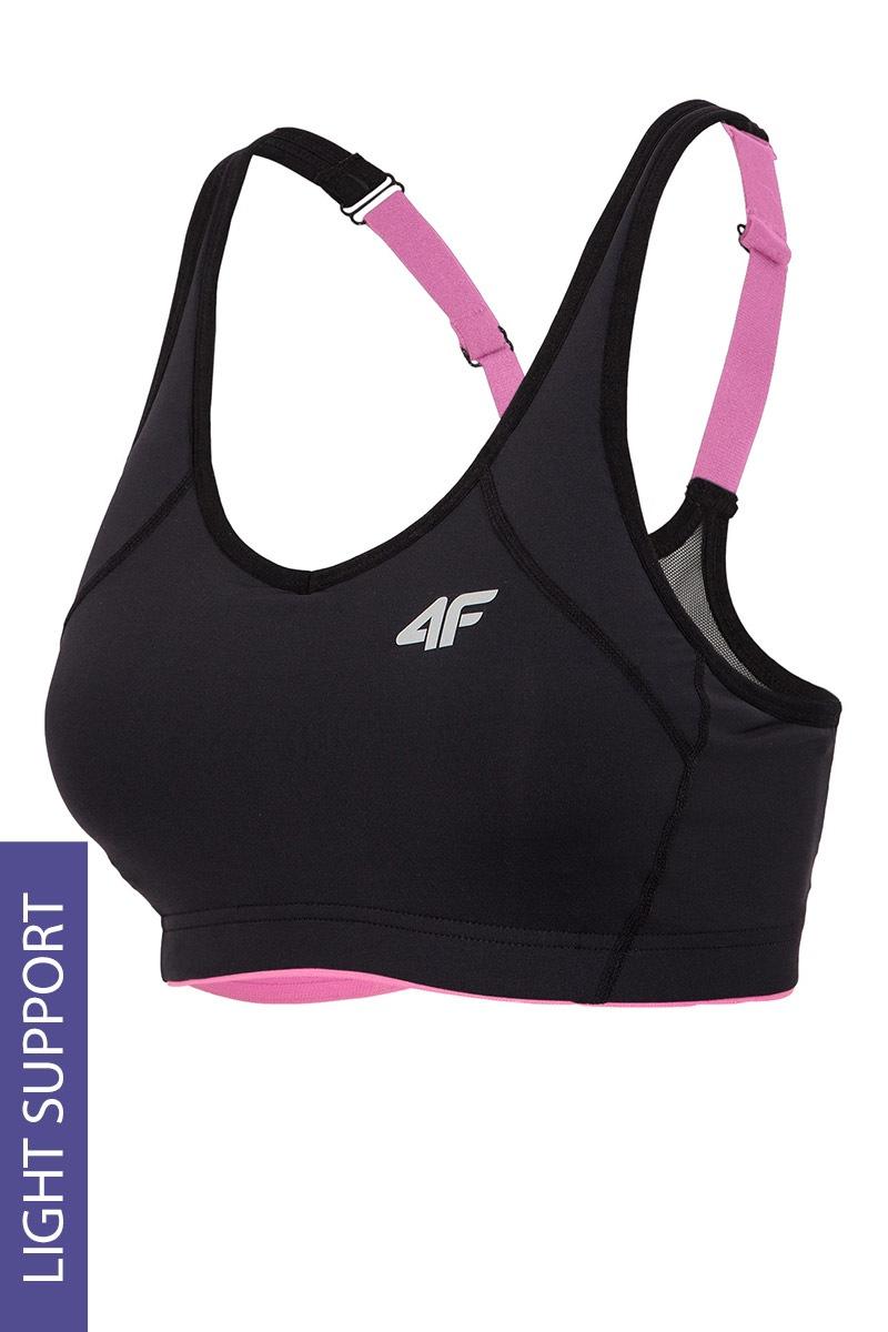 Sutien sport 4F Black