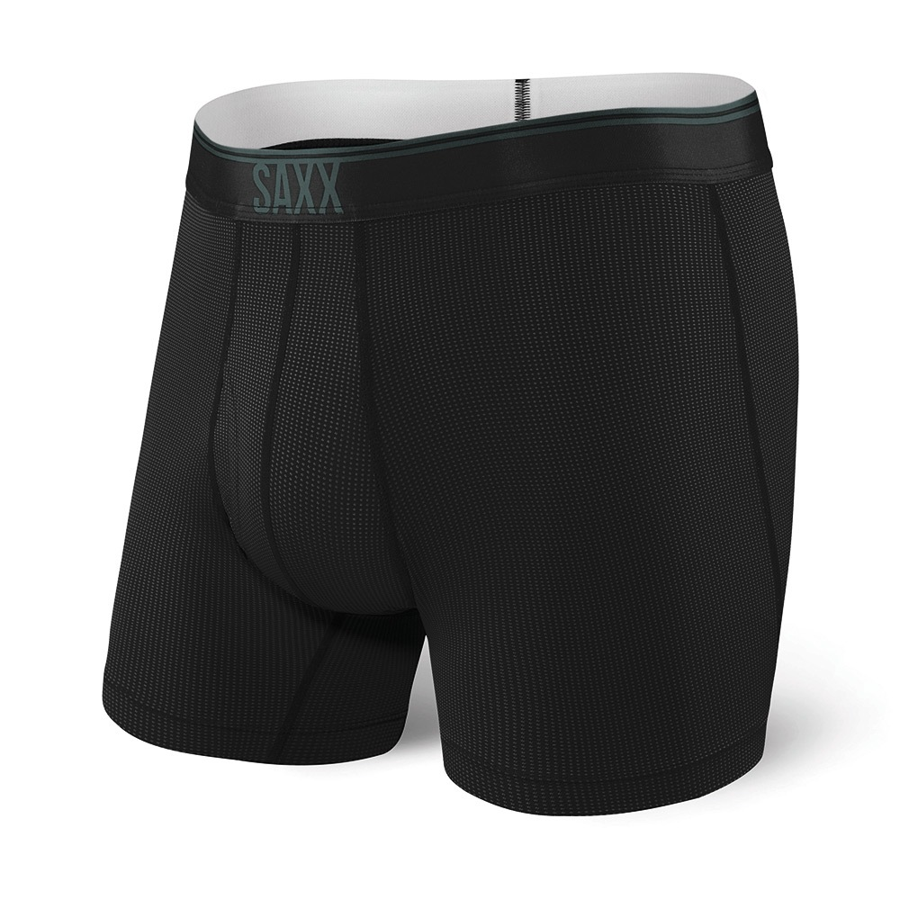 Boxeri barbatesti SAXX Quest Black