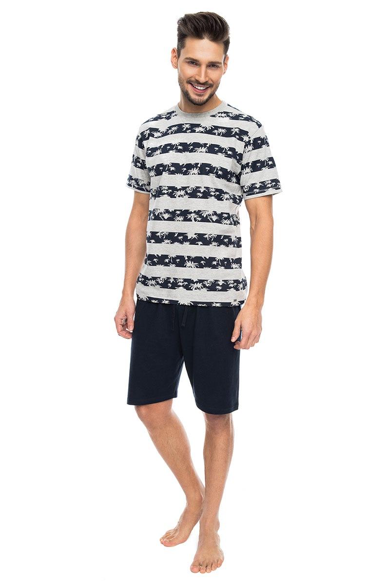 Pijama barbateasca Palms